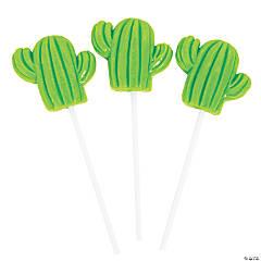 Cactus Lollipops