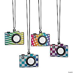 Camera Prism Necklaces