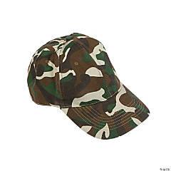 Camouflage Baseball Caps