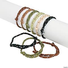 Camouflage Rope Bracelets