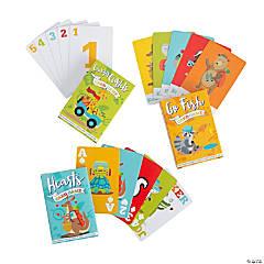 Camp Card Game Assortment