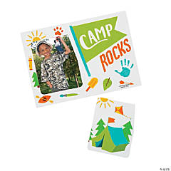 Camp Picture Frame Magnets