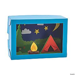 Camp Scene Box Craft Kit