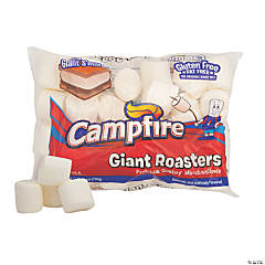 Campfire® Premium Giant Roasters Marshmallows