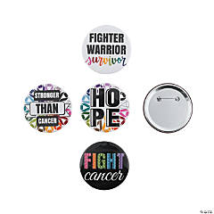 Cancer Awareness Buttons