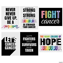 Cancer Awareness Posters
