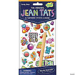 Candy Shop Jean Tats Pack