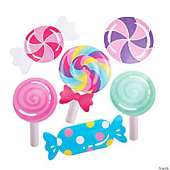 Candy World Cutouts