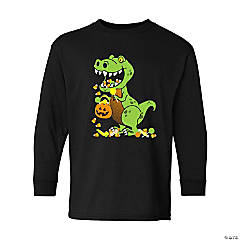 Candysaurus Youth T-Shirt - Extra Small