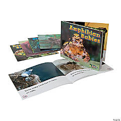 Capstone® Animal Babies Books - Set of 6