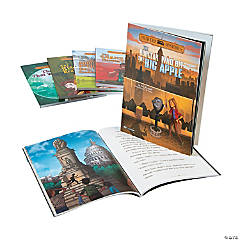 Capstone® Field Trip Mysteries Books - Set of 6
