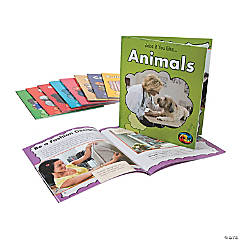 Capstone® Jobs if You Like… Books - Set of 10
