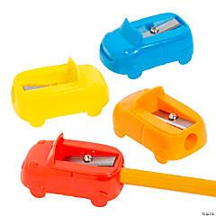 Car Pencil Sharpeners