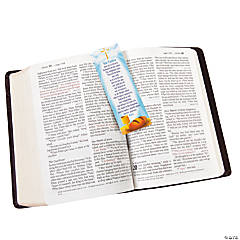 Card Stock Lord's Prayer Bookmarks