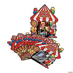 Cardboard Big Top Photo Cards