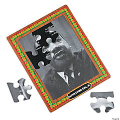 Cardboard Black History Reveal Puzzles