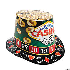 Cardboard Casino Top Hats