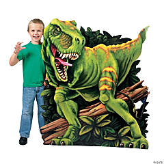 Cardboard Dino-Mite T-Rex Stand-Up