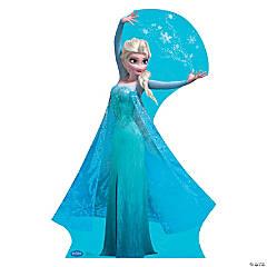 Cardboard Disney's Frozen Elsa Deluxe Stand-Up