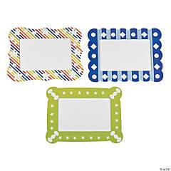 "Cardboard ""Jewel It"" Picture Frames"