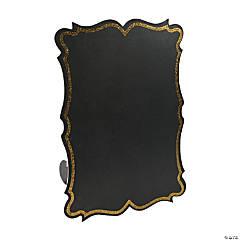 Cardboard Large Tabletop Chalkboard