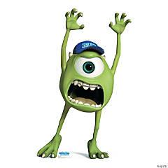 Cardboard Monsters University Mike Wazowski Stand-Up