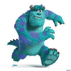 Cardboard Monsters University Sulley Stand-Up