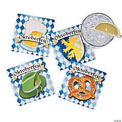Cardboard Oktoberfest Coasters
