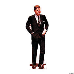 Cardboard President  John F. Kennedy Stand-Up