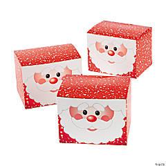 Cardboard Santa Gift Boxes
