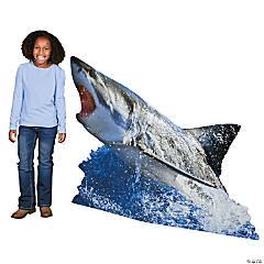 Cardboard Shark Stand-Up