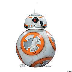 Cardboard Star Wars VII BB-8 Stand-Up