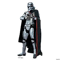 Cardboard Star Wars VII Captain Phasma Stand-Up