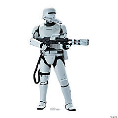 Cardboard Star Wars VII Flametrooper Stand-Up