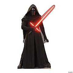 Cardboard Star Wars VII Kylo Ren Stand-Up