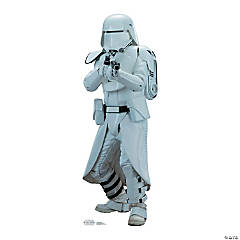 Cardboard Star Wars™ VII Snowtrooper Stand-Up