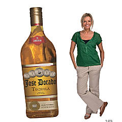 Cardboard Tequila Stand-Up