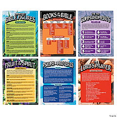 Cardstock Bible Learning Posters