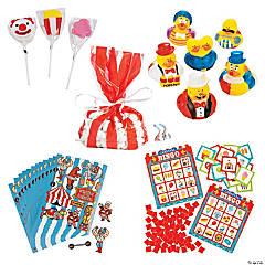 Carnival Bingo Prize Kit for 12