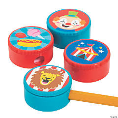 Carnival Pencil Sharpeners