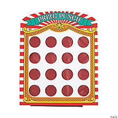 Carnival Punch Game