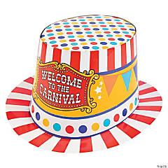 Carnival Top Hats