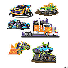 Cars & Trucks Cutouts