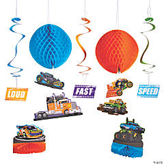 Cars & Trucks Decorating Kit