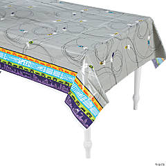 Cars & Trucks Tablecloth