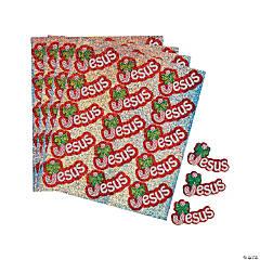 Carson-Dellosa® Dazzle Legend of Candy Cane Sticker Sheets