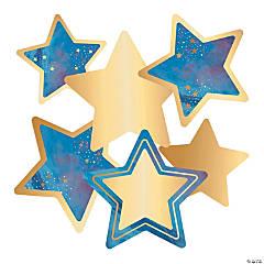 Carson-Dellosa® Galaxy Stars Bulletin Board Cutouts