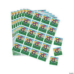 Carson-Dellosa® God Loves You Sticker Sheets