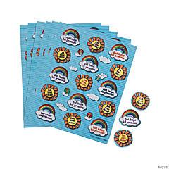 Carson-Dellosa® Let Love Shine Sticker Sheets