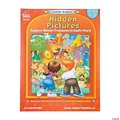 Carson-Dellosa™ Religious Hidden Pictures Book - Grades 1-3